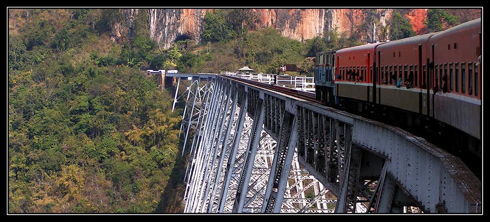 Gokteik Viadukt 2