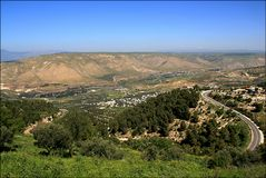 Golan - der Tanz auf dem Vulkan