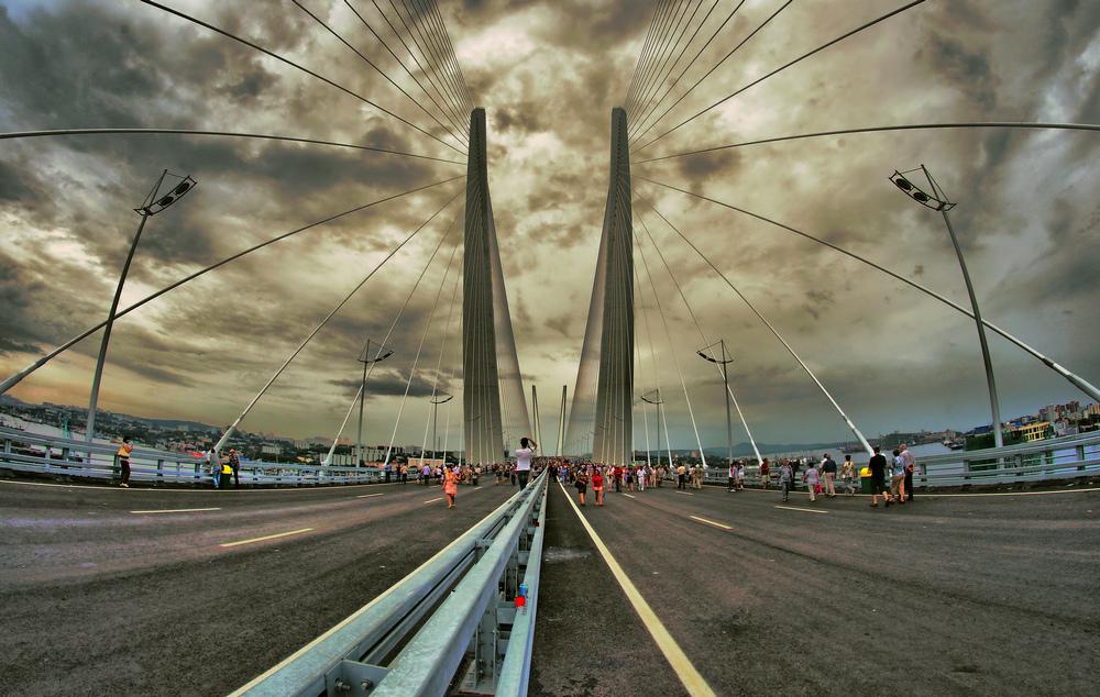 Gold Horn Bridge