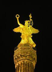 Goldelse - Viktoria mit Lorbeerkranz - Berliner Siegessäule - Berlin
