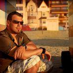 .golden beach.boy.