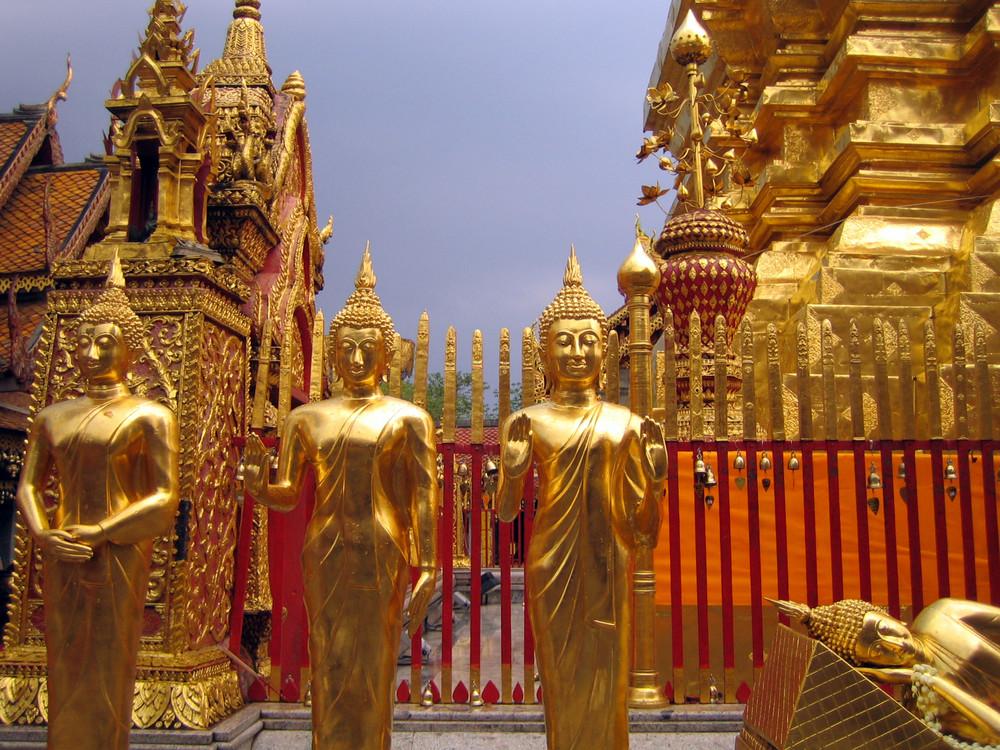 Golden Chiang Mai