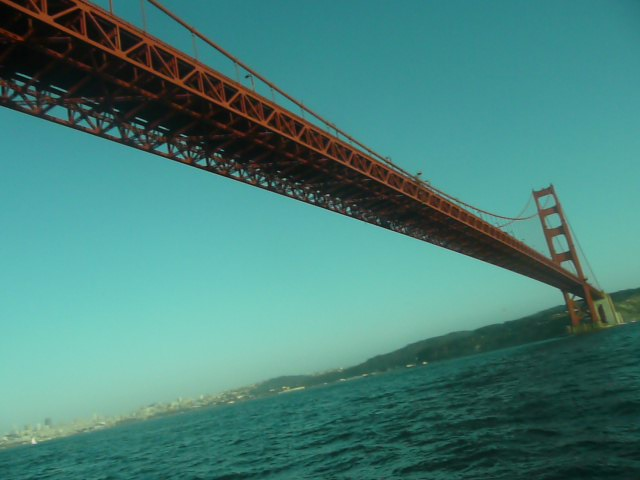 Golden Gate Briage