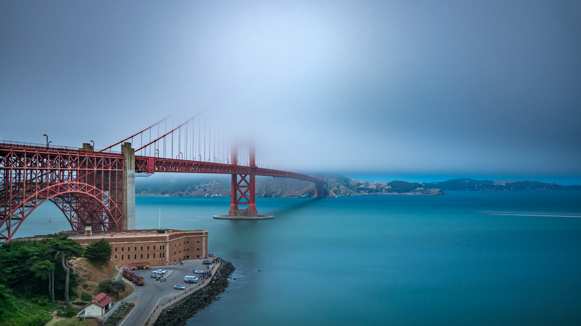golden gate bridge foto bild city nikon world bilder. Black Bedroom Furniture Sets. Home Design Ideas