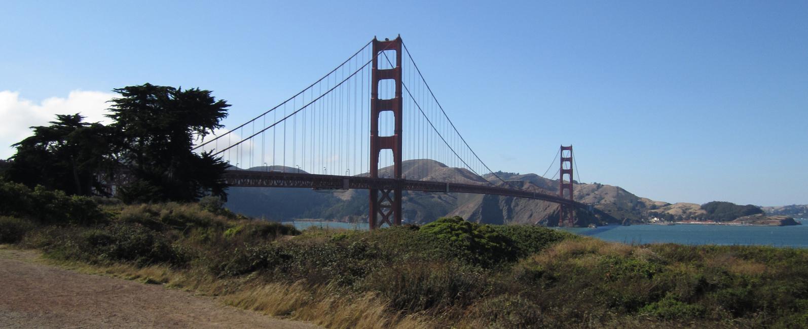 Golden Gate Bridge [San Franzisco]