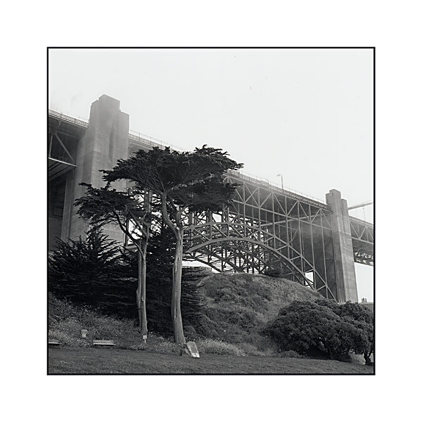 Golden Gate Bridge VII