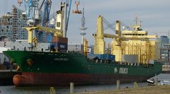 Golden Isle    General- Cargo-Ship