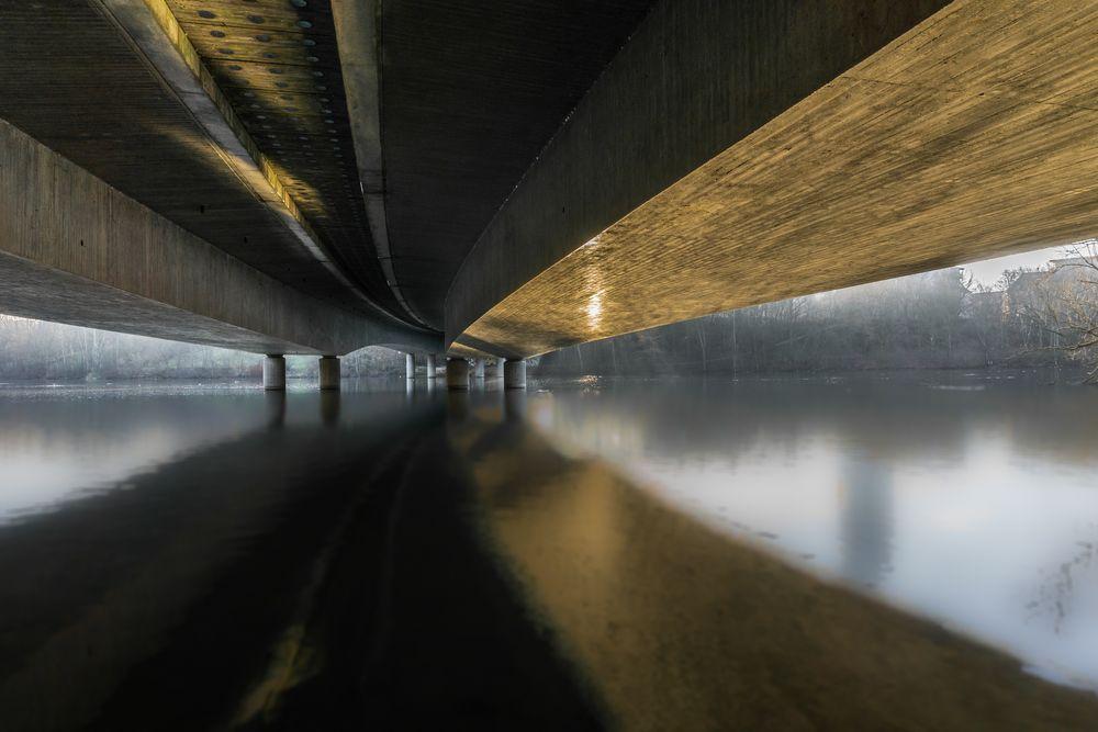 Golden (ohne Gate) Bridge
