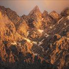 [ ... golden peaks ]