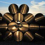 Golden Tubes