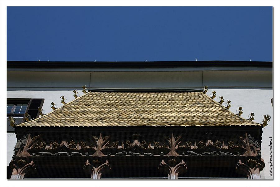 Goldene Dachl