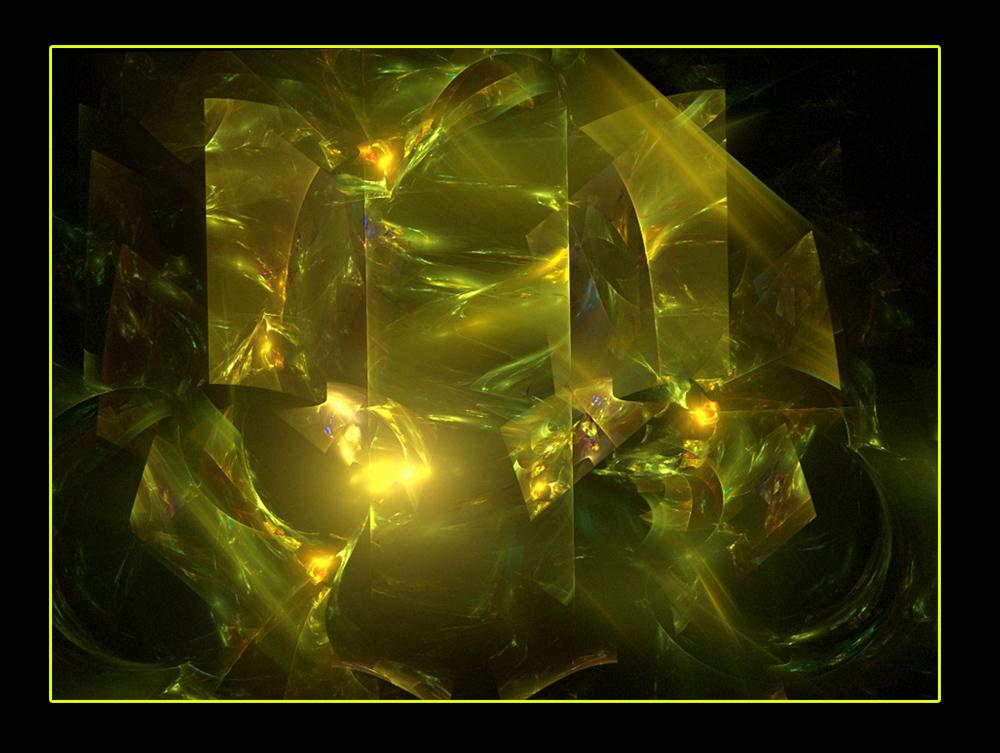 Goldene Fraktale in APOland