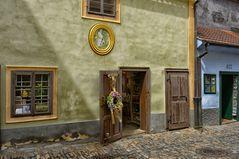 Goldene Gasse Prag 3