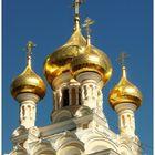 Goldene Kuppeln .................