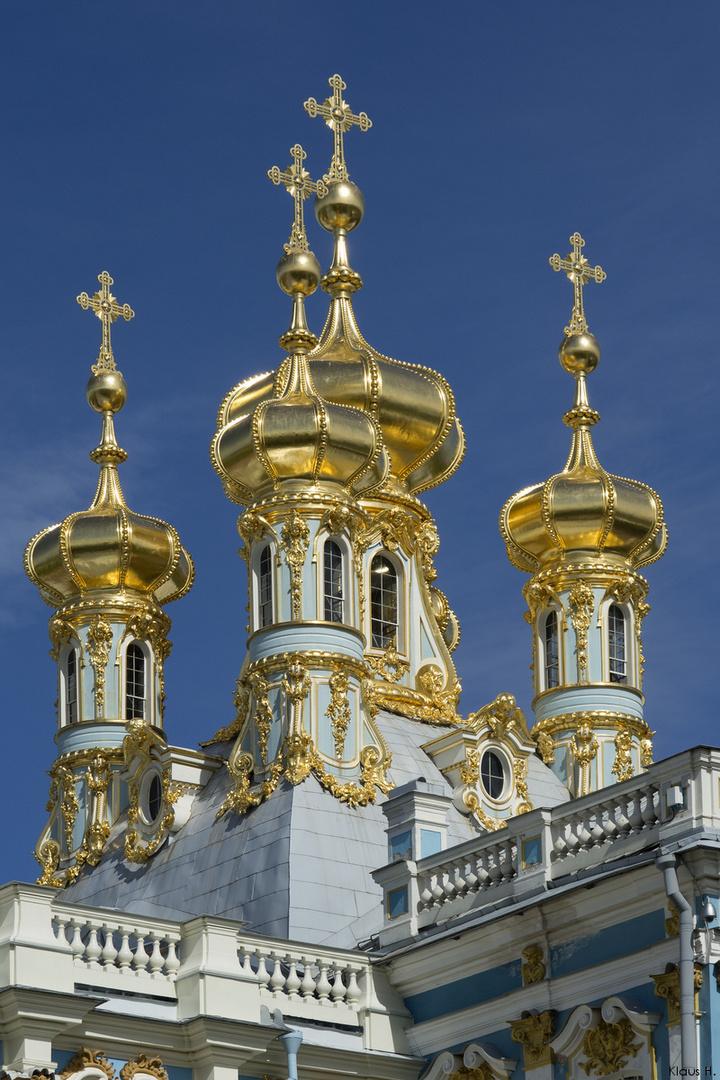 ~ Goldene Kuppeln ~