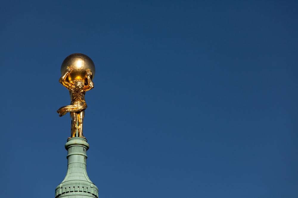Goldene Last