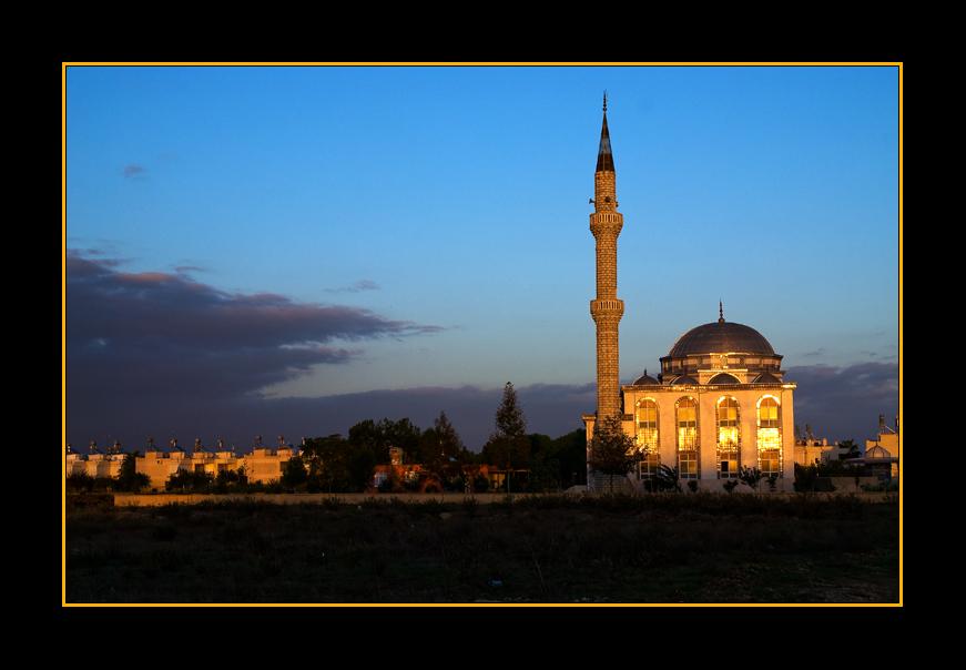 Goldene Moschee