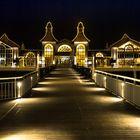 ...Goldene Seebrücke Sellin