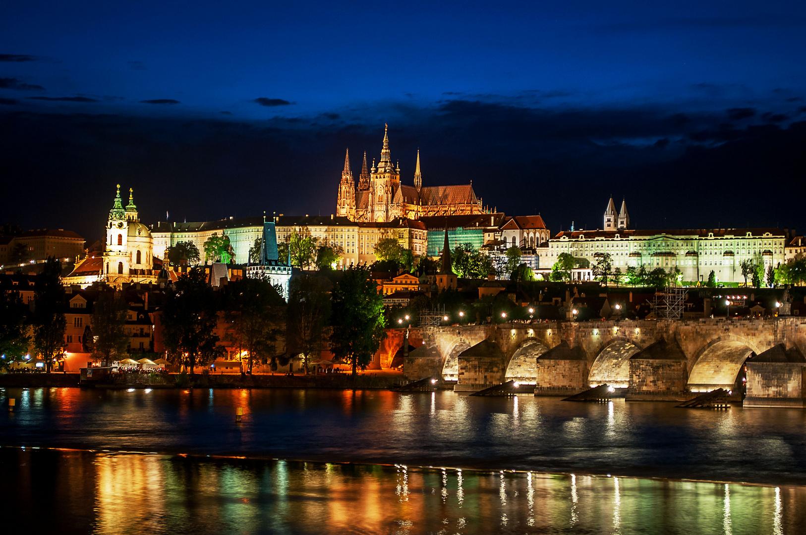 Goldene Stadt Prag - Veitsdom