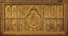 Goldene Tafel aus Sankt Ursula