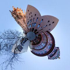 Goldene Waage Panorama