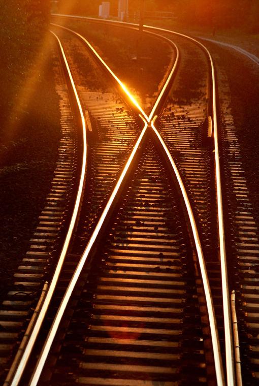 Goldene Zeiten bei der Bahn???
