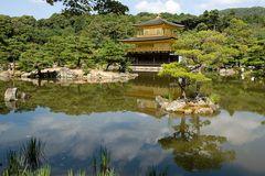 Goldenen Pavillon