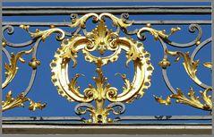 Goldener Balkon