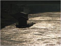 Goldener Donaukanal ...