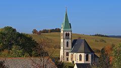 Goldener Herbst im Osterzgebirge war gesetern am 3. Sonnentag....