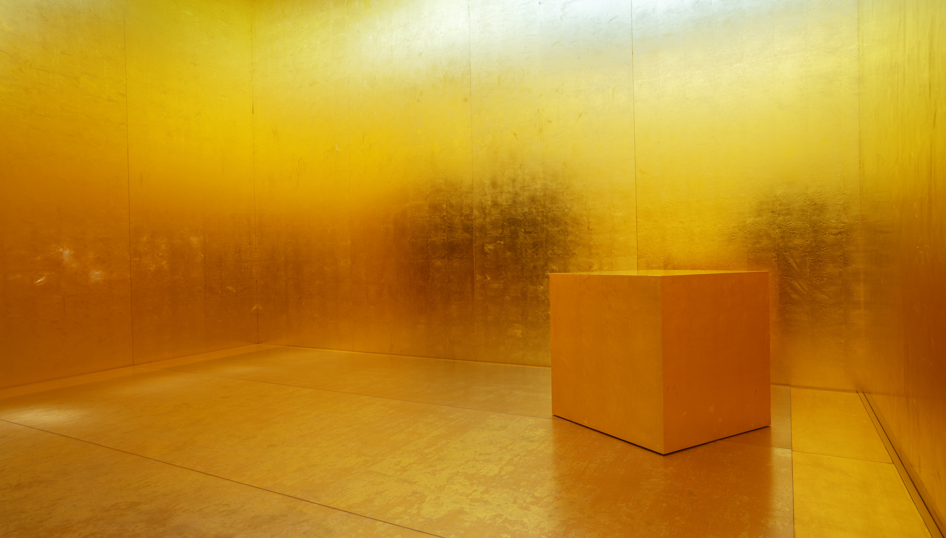 Goldener Kubismus
