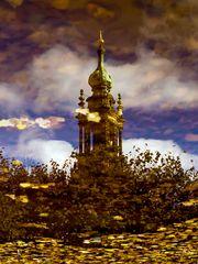 goldener Oktober in Dresden ...