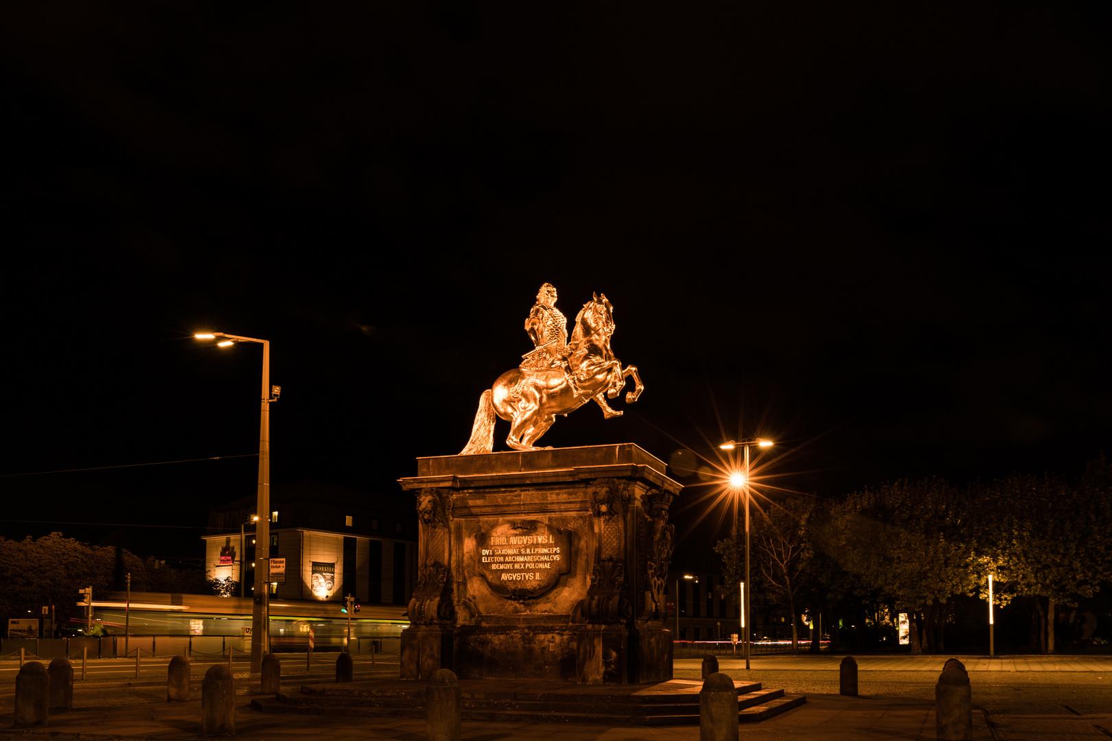 Goldener Reiter Dresden Foto Bild World Dresden Architektur