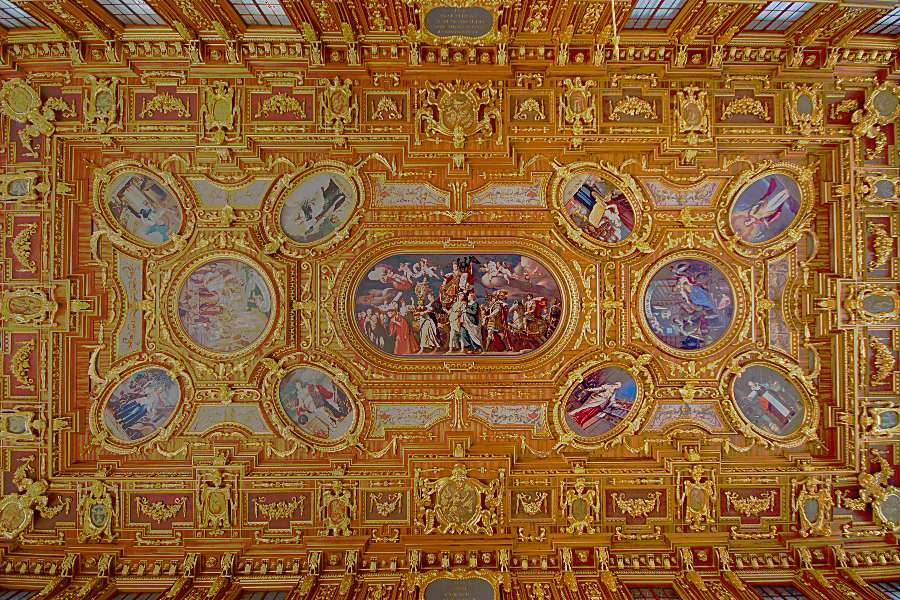 Goldener Saal des Augsburger Rathauses