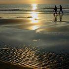 Goldener Strandoktober