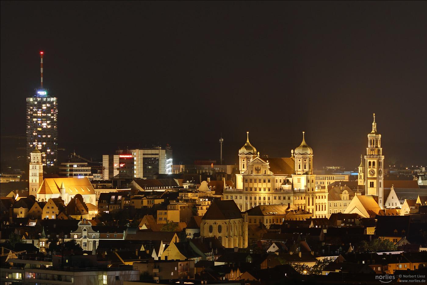 Goldenes Augsburg