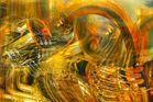 Goldenes Blech