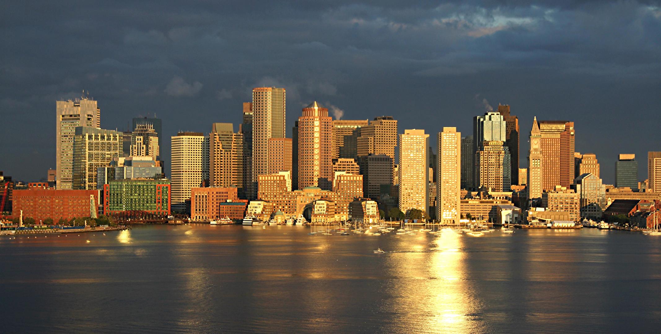 Goldenes Boston