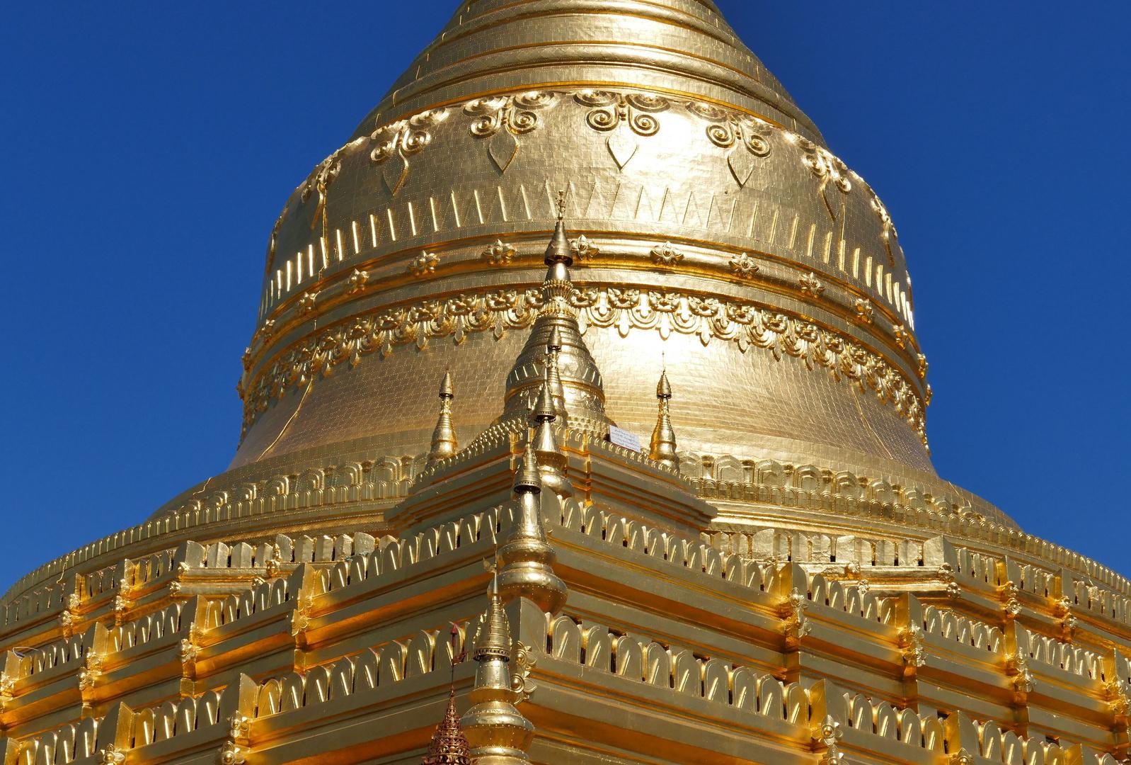 ...goldenes Handwerk...