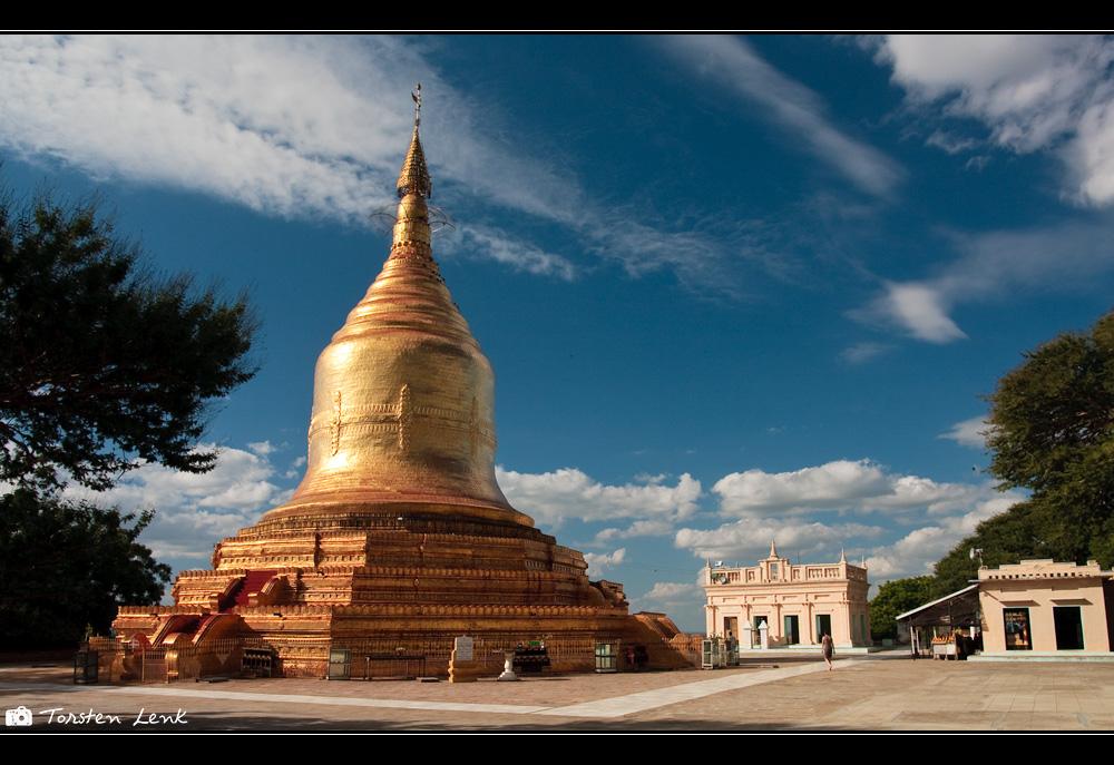 Goldenes Land - Myanmar
