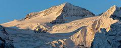 Goldenes Rosenhorn nebst Rosenlaui-Gletscher