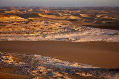 goldenes Sandmeer