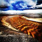 Goldfluss ins Meer