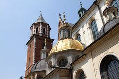 Goldkuppel der Sigismundkapelle