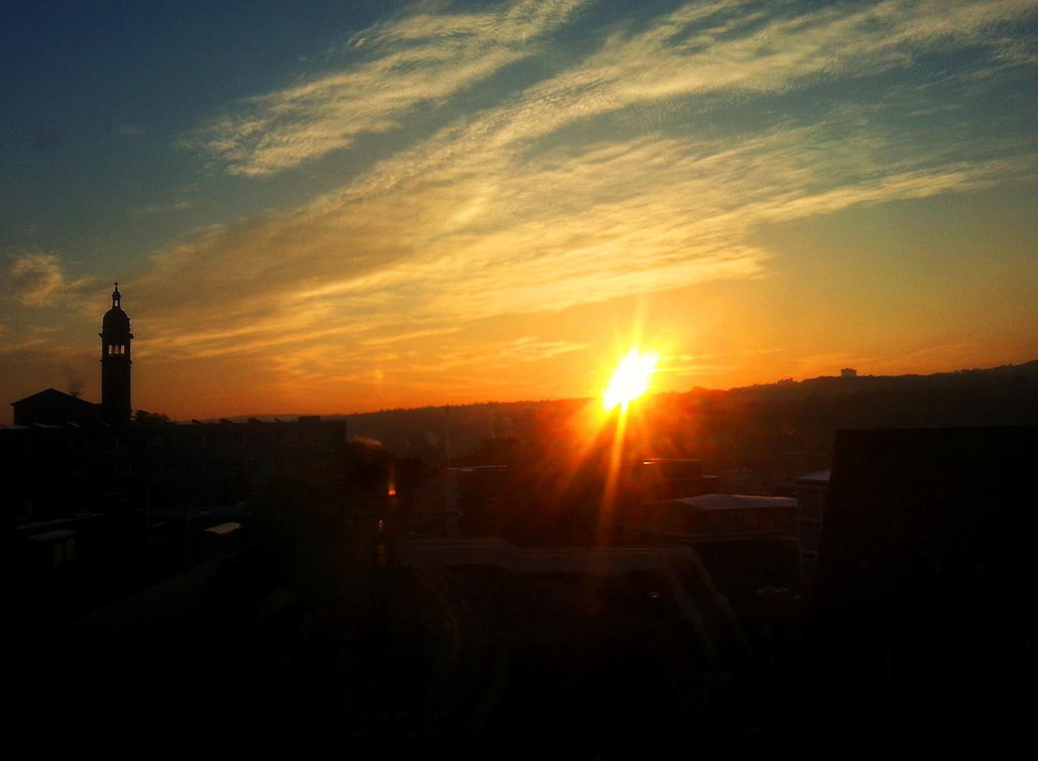 Goldtown Sunrise