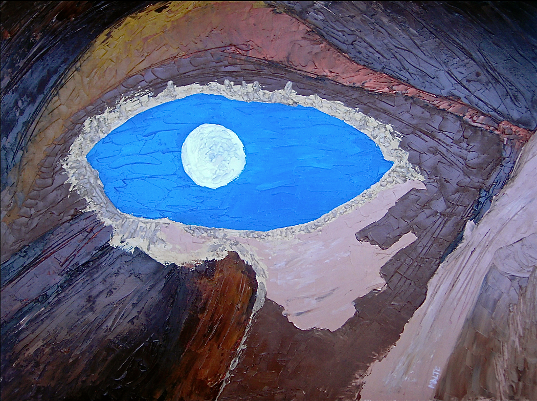 golems eye