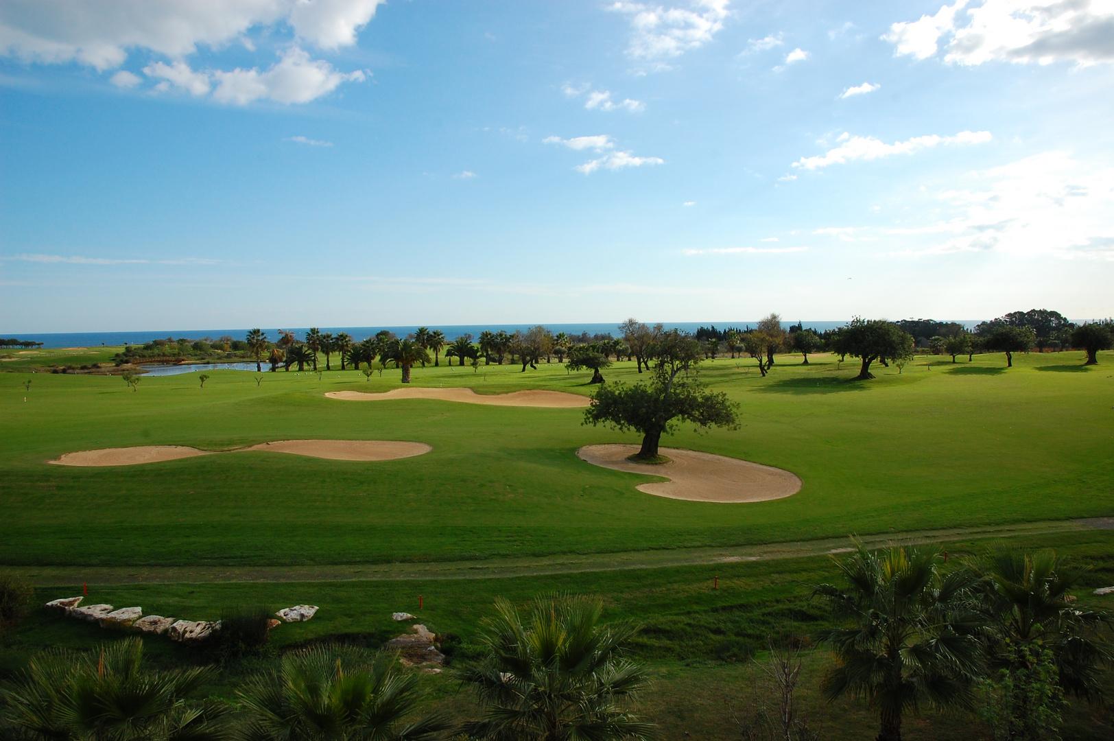 Golf Course Quinta da Ria