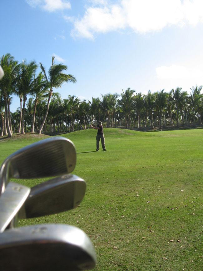 Golf in Punta Cana