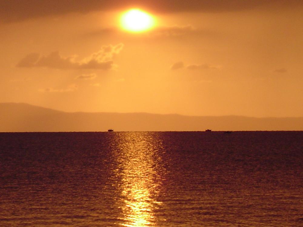 Golf von Volos, 5:00 Uhr früh