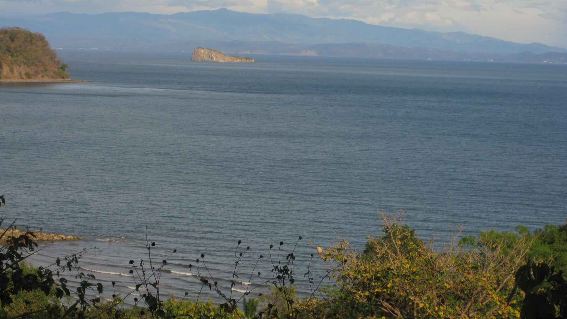 Golfo de Nicoya, el otro lado de la isla